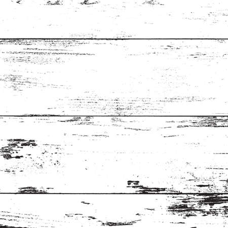 Grunge old wood black cover template. Wooden dry planks diagonal distressed overlay texture with knot. Weathered rural grainy timber backdrop. Aged dried board creative element. EPS10 vector.