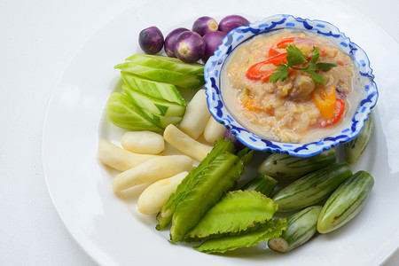 Thai Soy Bean Dipping Sauce