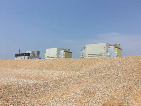 dungeness: Dungeness Nuclear Power Stations Kent
