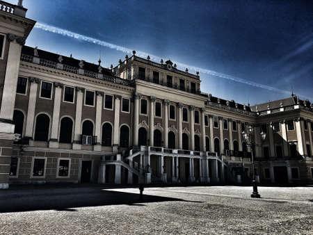 Palace of Schonbrunn