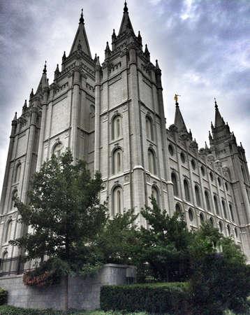 Mormons church