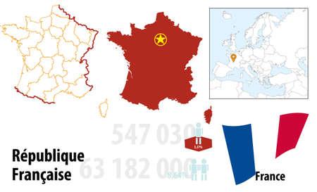France Stock Vector - 16765430