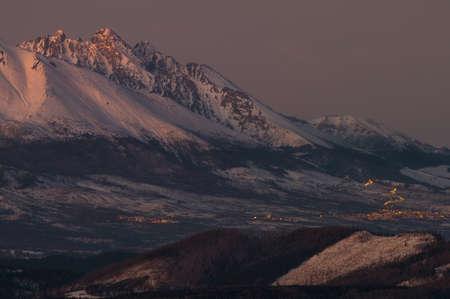 High Tatras, Lomnický štít, Smokovec