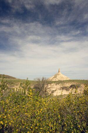 Chimney Rock, Nebraska - Oregon Trail