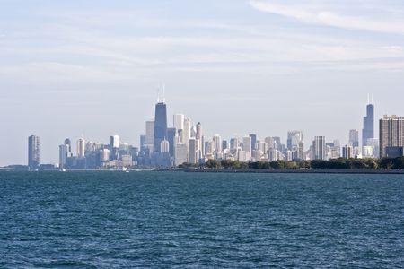 cna: Chicago, IL visto desde el norte