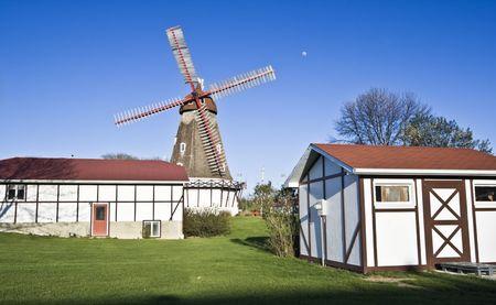iowa: Danish Windmill in Elk Horn, Iowa.