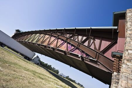 nebraska: Archway Monument in Nebraska