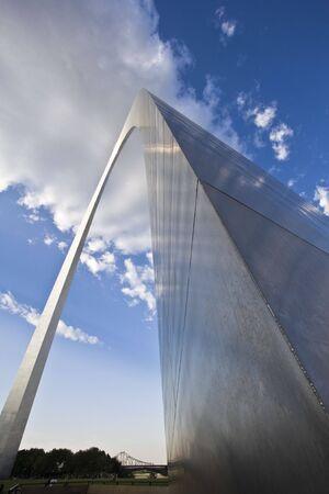 Gateway Arch in St. Louis, Missouri. Stock Photo - 4073779