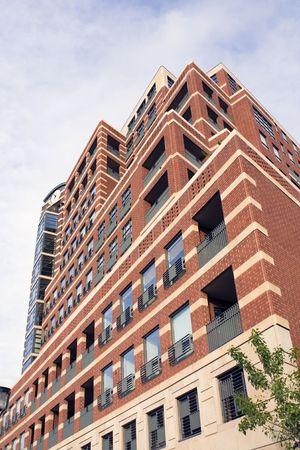 residencial: Condo building in Denver, COlorado.