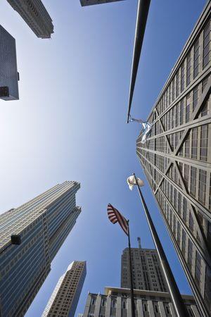cna: Michigan Avenue a Chicago, IL.