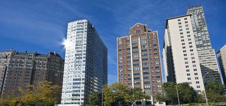 cna: Appartamenti lungo Lake Shore Drive - Chicago, IL.