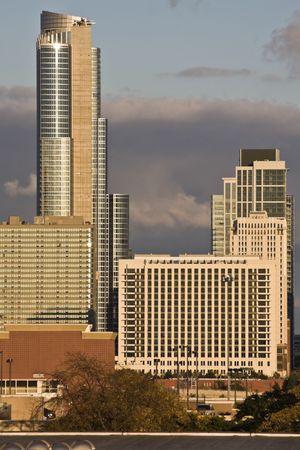 cna: Centro Sur, en Chicago, IL.