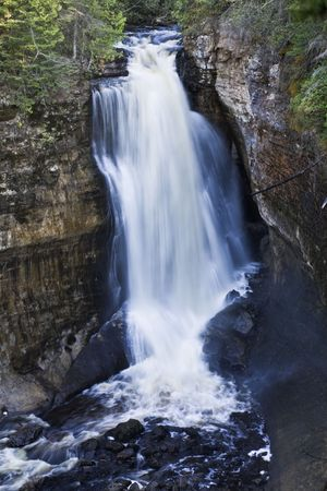 Miners Falls - Pictured Rocks National Lakeshore photo
