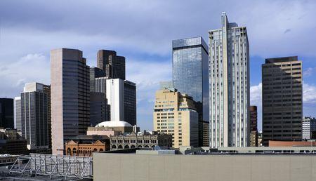 Architecture of Denver, Colorado, USA. photo