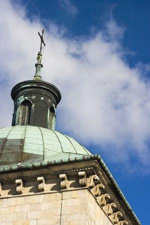 St. Anna's Chapel in Pinczow, Poland. Фото со стока - 6517359