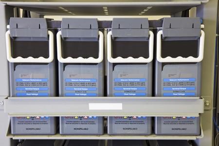 pb: Battery Backup Unit on the cellular site