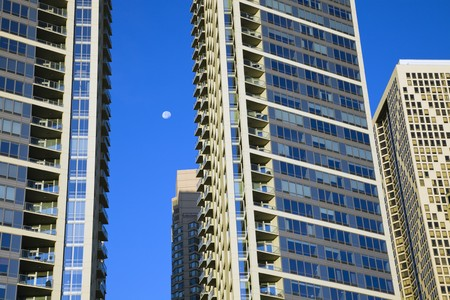lake shore drive: New apartment buildings in Chicago by Lake Shore Drive