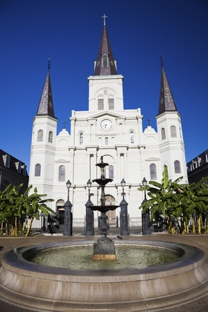 St. Louis Cathedral in New Orleans photo