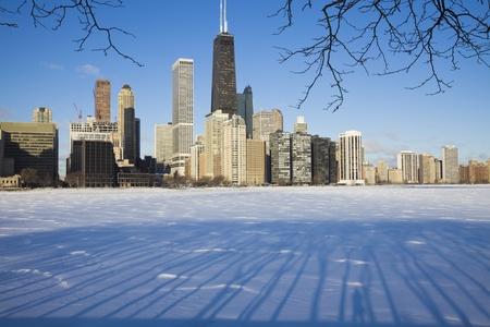 winter: Winter in Chicago, Illinois