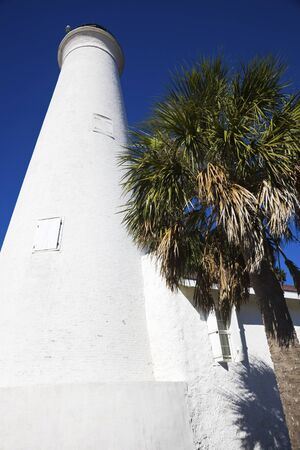 st  mark's:  St. Marks Lighthouse - Florida.