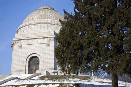 mckinley: President William McKinley National Memorial  Stock Photo