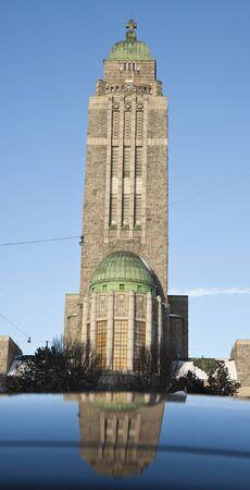 Kallion kirkko - church in Helsinki