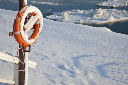 Waiting for the season - seen in Helsinki, Finland