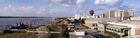rouge: Baton Rouge Panorama