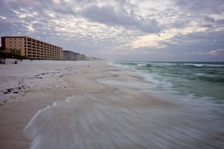 gulf of mexico: Florida Beach - Gulf of Mexico waters