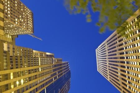aon: AON and Prudencial Towers in Chicago