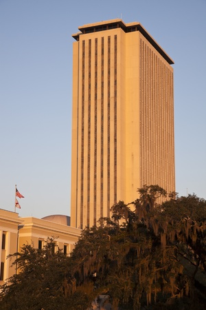 tallahassee: State Capitol Building in Tallahassee