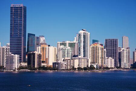 fl: Miami, Florida, USA - seen in the morning