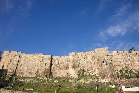 Citadel of Raymond de Saint-Gilles in Tripoli photo