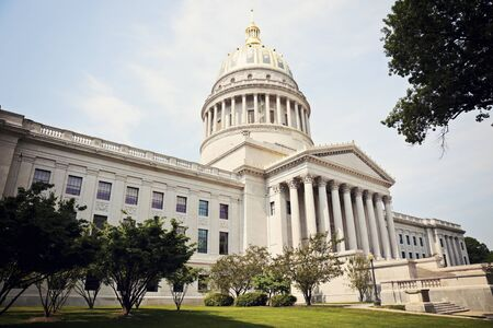 State Capitol Building in Charleston, West Virginia, USA photo