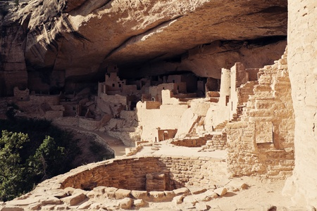 tribal park: Mesa Verde National Park in Colorado