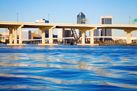 jacksonville: Jacksonville, Florida - seen afternoon time.