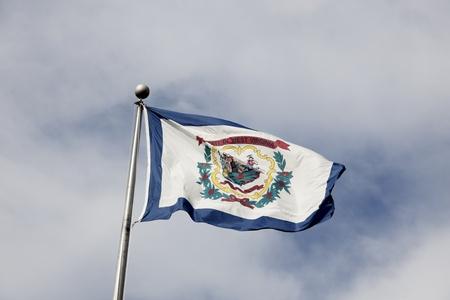west virginia: West Virginia flag