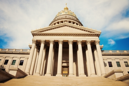 west virginia: Charleston, West Virginia - State Capitol Building