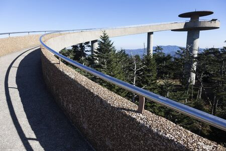 great smoky mountains: Clingmans Dome - Great Smoky Mountains National Park