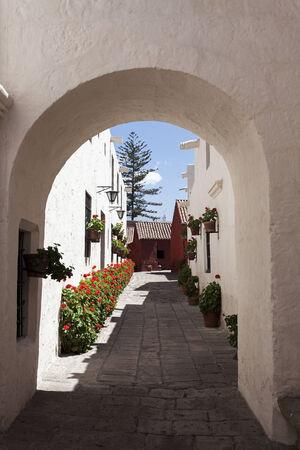 catalina: Monasterio de Santa Catalina a Arequipa, Per�