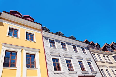 lubelskie: Old Town in Lublin, Lubelskie, Poland. Seen in the morning.