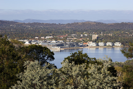 canberra: Canberra, Australia - architecture of the city