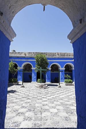 catalina: Monasterio de Santa Catalina in Arequipa, Peru