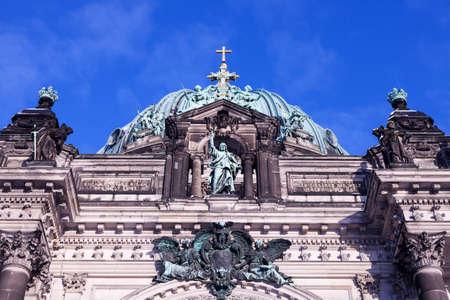 parish: Berlin Cathedral - Evangelical Supreme Parish and Collegiate Church. Berlin, Germany