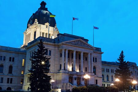 legislative: Saskatchewan Legislative Building. Regina, Saskatchewan, Canada