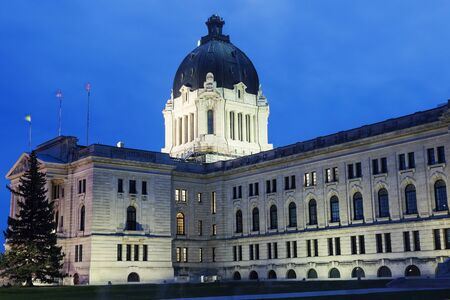 legislative: Saskatchewan Legislative Building in Regina, Saskatchewan, Canada