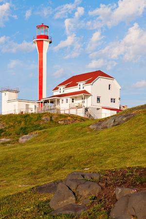 nova: Cape Forchu Lighthouse - Yarmouth, Nova Scotia, Canada