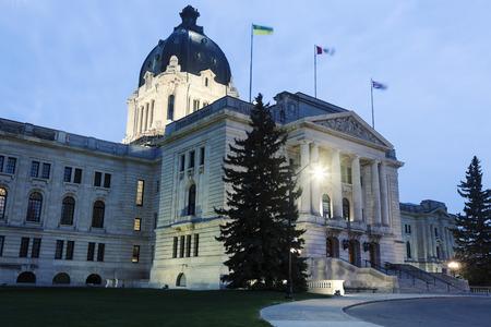 legislative: Saskatchewan Legislative Building. Regina, Saskatchewan, Canada