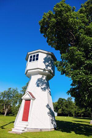 cole: Cole Shoal Range Rear Lighthouse. Ontario, Canada.