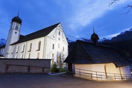 the abbey: Engelberg Abbey in Engelberg